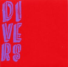 "DIVERS - GLASS CHIMES / MONTROSE 7""   rvivr, iron chic, tiltwheel, colour vinyl"
