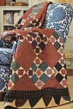 Plaid Tidings Quilt quilting pattern instructions
