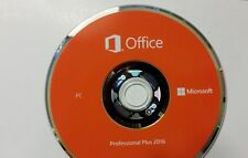 Microsoft Office Professional 2016 DVD - 2 PCs