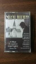 Silent Witness - A Tribute to Country's Gosple Legacy - 1995 - Cassette Tape