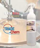 CYMBAL GOLDEN Cleaner and Reviver 250ml  - Supreme Cleaning Action by Trade Chem