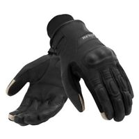 Guanti moto Rev'it Revit Boxxer nero taglia L black gloves impermeabili