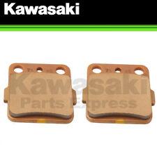 NEW 1987 - 2014 GENUINE KAWASAKI KFX450R / LAKOTA 300 / MOJAVE 250 BRAKE PAD SET