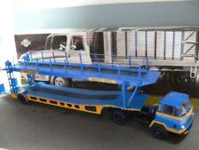 1/43 Ixo Unic MZ 36 TCA 196 Autotransporter LKW 3