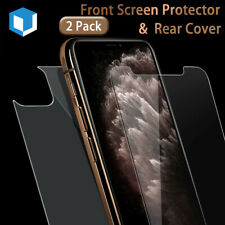 For Apple iPhone 11 Pro Max Front and Back 9H Tempered Glass Screen Protector