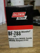 Baldwin BF788 Secondary Fuel Filter EB-1142-F103