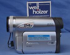 Panasonic NV-GS17EG Camcorder MiniDV+Winzig klein+24xZoom+USB+Gewährleistung