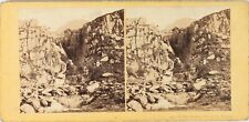 UK PAYS DE GALES Conwy Caernarfonshire Capel Curig Wales Photo Stereo PL62L8