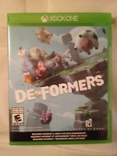 De-Formers DeFormers (Microsoft Xbox One Game, 2017) (LP1054709)
