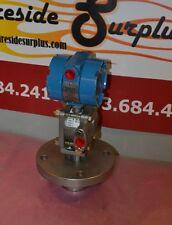 FISHER ROSEMOUNT PRESSURE TRANSMITTER 1151LT6SA2F22N 0-80 PSI TYPE: GP NEW