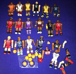 LOT OVER(15)Bridge Direct Construction NBA MINI FIGURE Bryant/Anthony/James/Paul