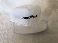 Vintage Goodyear Hat SnapBack Trucker