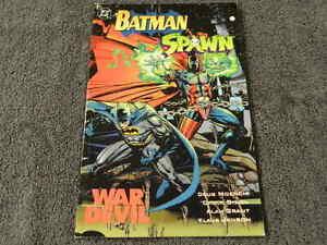 1994 DC / IMAGE Comics BATMAN / SPAWN War Devil - 1st Print - TPB - VF/MT