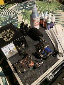 Solong Tattoo Used Complete Tattoo Kit
