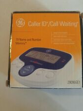 Ge Caller Id Call Waiting 29096Ge1 New 70 Name and Number Memory Nib