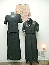 Vintage clothing lot 1920s dress Dresses Lot of Art Deco flapper era Dress shirt