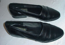 VELOCITY MEN DRESS SHOES/LOAFER SIZE 10.5 D BLACK SLIP ON, BEAUTIFUL STYLE!