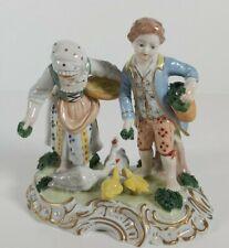 More details for dresden porcelain figurine