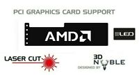 LED Backlit AMD - GPU Anti-Sagging Support Bracket GTX AMD NIVIDA ATI
