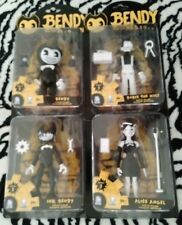 Bendy and the Ink Machine Series 1 Set of 4 Bendy, Boris, Ink Bendy, Alice Angel