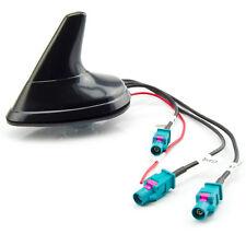 Shark Antenne Kfz Dachantenne für VW AUDI SKODA FM/GPS/GSM schwarz hochglanz