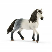Schleich 13821 Andalusian Stallion Toy Figure, For Ages 3+
