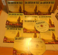 10 CD Da unten im Tale Deutsches Liedgut Schubert Beethoven Brahms Reger 100