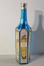 Vintage PALOMA AMONTILLADO SHRRY Empty Six-Sided Bottle From Spain 1920's-30's?