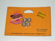 Huffy Thunder Board Skateboard Parts Axle Locknuts Model 6180 Nos