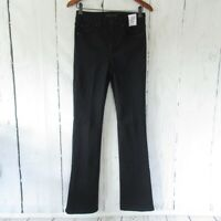 New $168 Joes Jeans 28 Black High Rise Curvy Bootcut Flawless