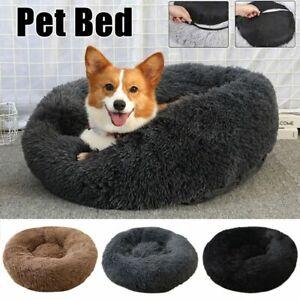 Mat Comfy Shag Warm Cushion Pet Bed Fluffy Nest Cat Mattress Dog Calming Pad