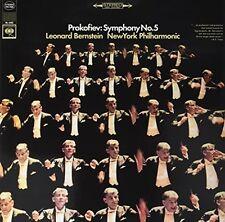 Bernstein / Prokofie - Prokofiev: Symphony 5 [New Vinyl LP] 180 Gram