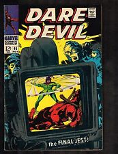 Daredevil #46 ~ The Final Jest! ~ 1968 (4.5) Wh