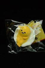 Sanrio Gudetama Soft Mascot Sitting Lazy Egg Keychain