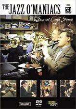 NEW The Jazz O'Maniacs - Sunset Cafe Stomp (DVD)