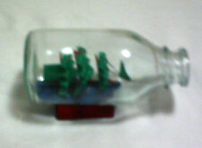 SHIP  IN A BOTTLE  MODEL