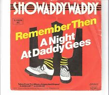 SHOWADDYWADDY - Remember then