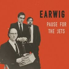 """earwig - Pause For The Jets [New Vinyl Lp] With Bonus 7"""""""