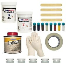 LamLock® RocketGel™ Stone Chip Repair Kit With Tenax Hydrex Sealer