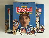 1988 DONRUSS BASEBALL TRADING CARDS HOBBY WAX BOX 36 CT ROOKIES ROOKIES ROOKIES!