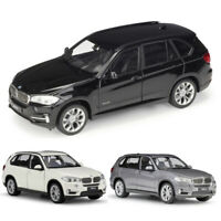1:24 BMW X5 SUV Off-road Model Car Diecast Vehicle Gift Toy Collection