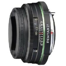 USED Pentax DA 21mm f/3.2 AL Limited Excellent FREE SHIPPING