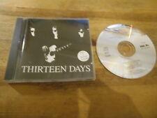 CD Indie Thirteen Days - Same/Untitled Album (12 Song) SPV REBEL REC jc