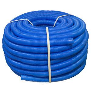 Tubo di Ricambio Sezionabile per Piscina Collegamento Pompe Filtro Sezioni 1 mt