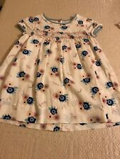Mini Boden Baby Girls Dress 18-24