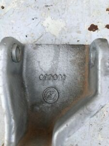 910381 Alternator Bracket Silver, OMC, OMC COBRA Stringer