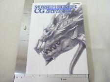 MONSTER HUNTER CG Artworks Illustration Art Book CP*