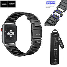 HOCO Stainless Steel Strap for iWatch Apple Watch 5 4 3 2 Band Length Adjustable