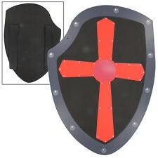 Gallantry Iron Cross Medieval Foam Costume Pretend Play LARP Cosplay Shield