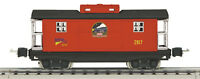 MTH No. 2817 O Gauge Illuminated Caboose - MTHRRC 10-8087
